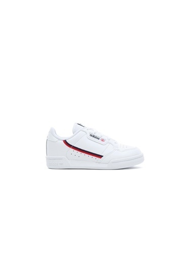 adidas Unisex Çocuk Continental Sneakers G28215.Beyaz Beyaz